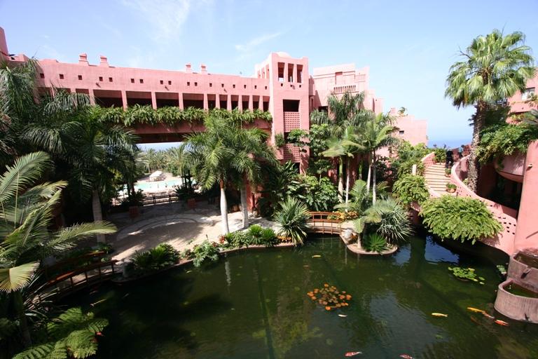 Abama golf spa resort named as top resort - Hotel abama tenerife ...
