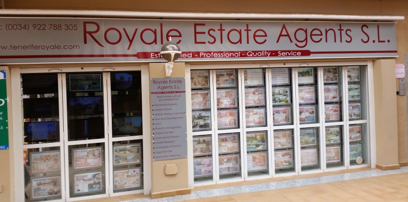 Tenerife Royale Estate Agents